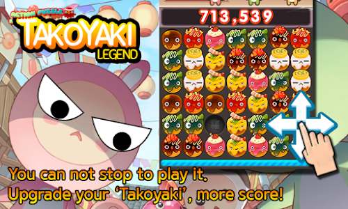 Puzzle Takoyaki Saga (Premium) v1.0.0