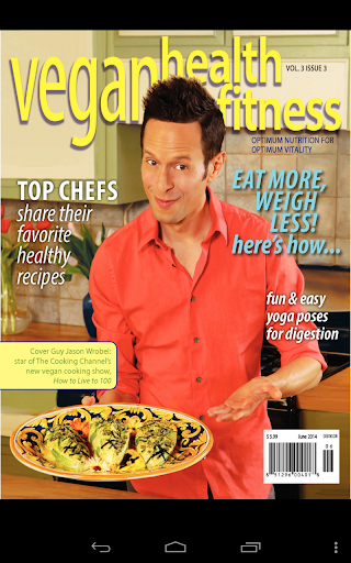 Vegan Health and Fitness Mag
