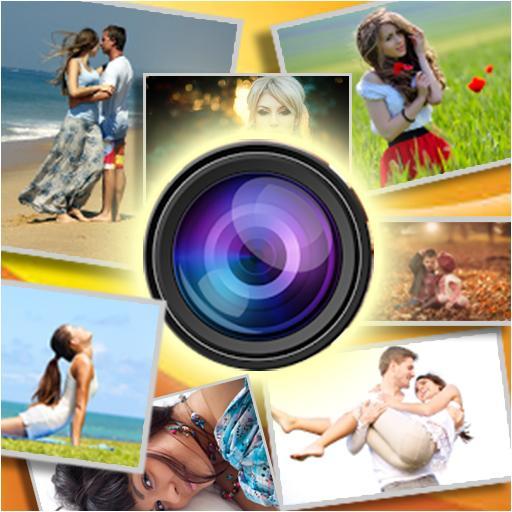 攝影必備App Go photo collage LOGO-綠色工廠好玩App