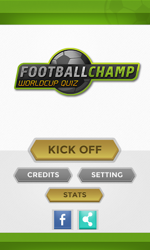 Football Champ: World Cup Quiz
