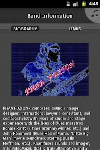 Khan Fuzion - screenshot thumbnail
