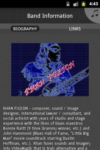 Khan Fuzion - screenshot