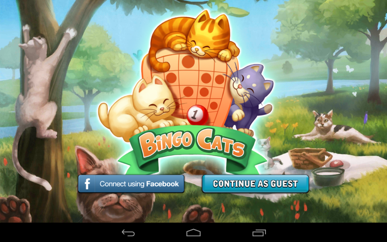 Bingo Cats- screenshot