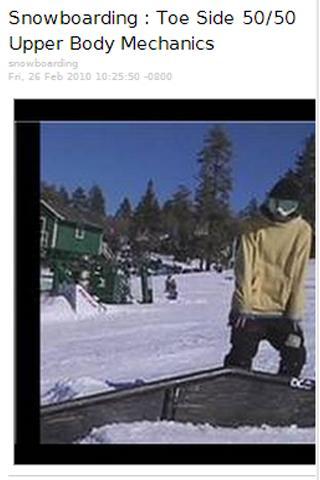Snowboard TV: 1080 Pro