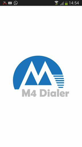 m4dialer