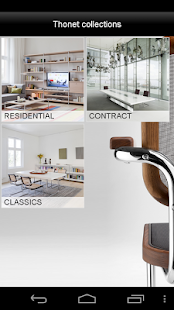 Thonet - screenshot thumbnail