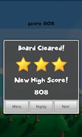 Screenshot of Clear the Board