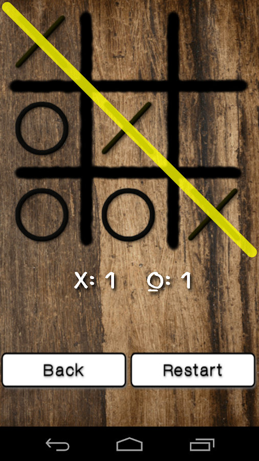 Your Tic Tac Toe - screenshot