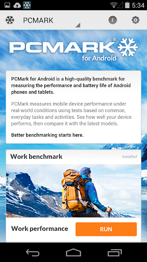 安卓 PCMark PCMark for Android