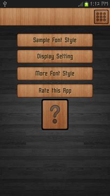 Celtic Font Style - screenshot