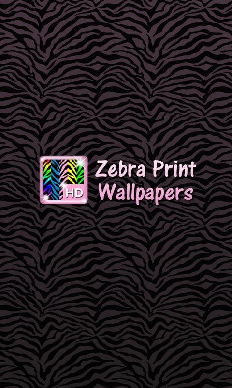 ★Custom Zebra Wallpaper Themes- screenshot
