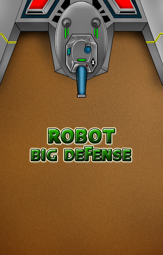 【免費模擬App】Robot Big Defense-APP點子