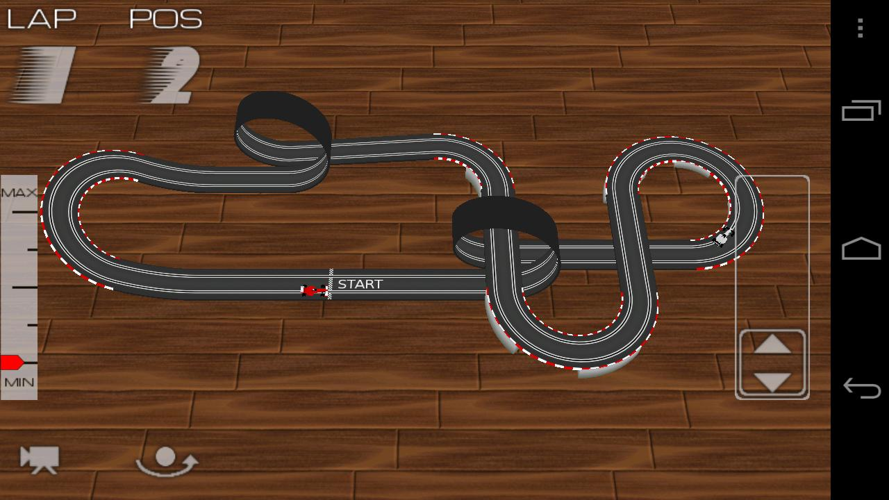 Slot Racing- screenshot