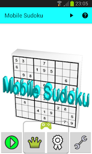 Mobile Sudoku- screenshot thumbnail