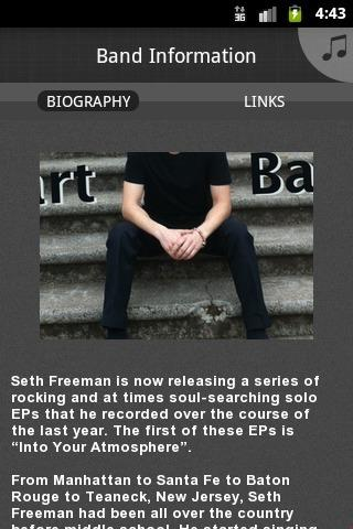 Seth Freeman - screenshot