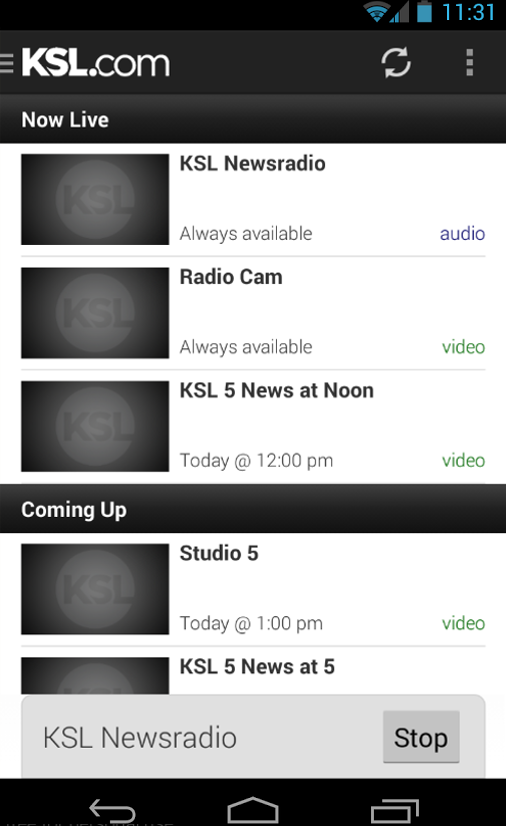 KSL News - screenshot