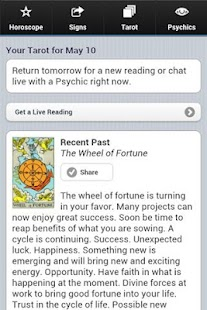 Astrolis Horoscope & Tarot - screenshot thumbnail