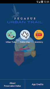 Pegasus Urban Trails- screenshot thumbnail