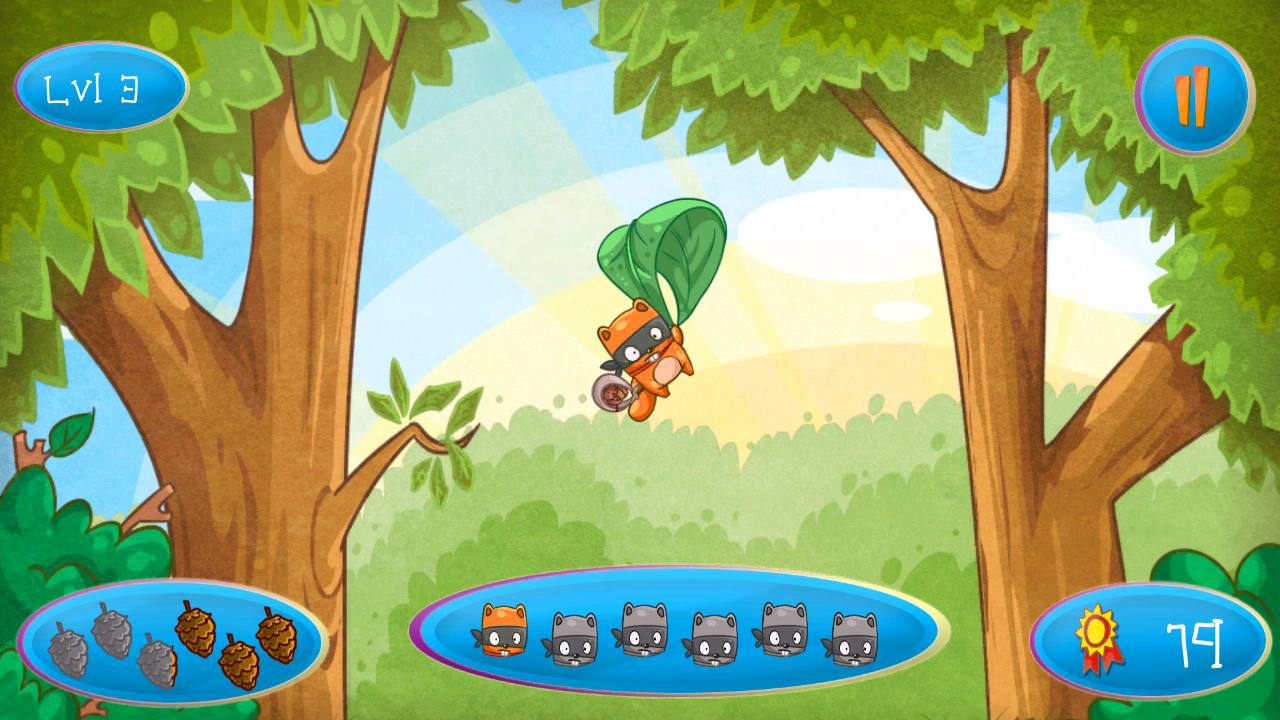 Squirrel Shoot: Jailbreak Boom- screenshot