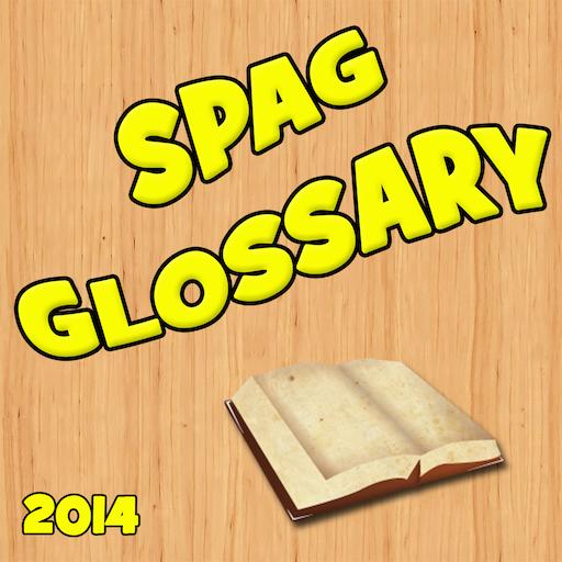 SPAG Glossary LOGO-APP點子
