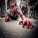 Zombie Live background logo