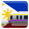 Trainsity Manila LRT MRT PNR icon