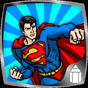 如何绘制超级英雄 家庭片 App LOGO-APP開箱王
