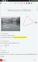 Screenshot of FiiNote, note everything(New!)