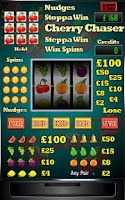 Screenshot of Cherry Chaser Slot Machine