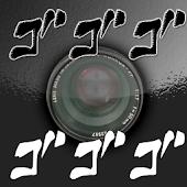 ゴゴゴ・ドドド・ジョジョの奇妙なカメラ