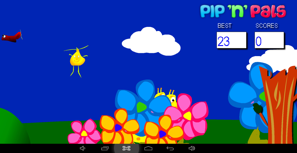Pip 'n' Pals- screenshot