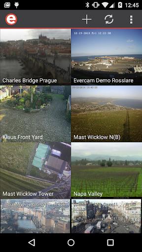 Evercam Play: IP Camera Viewer