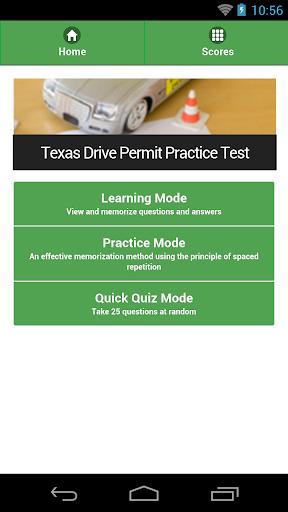 Texas Driving Test FREE