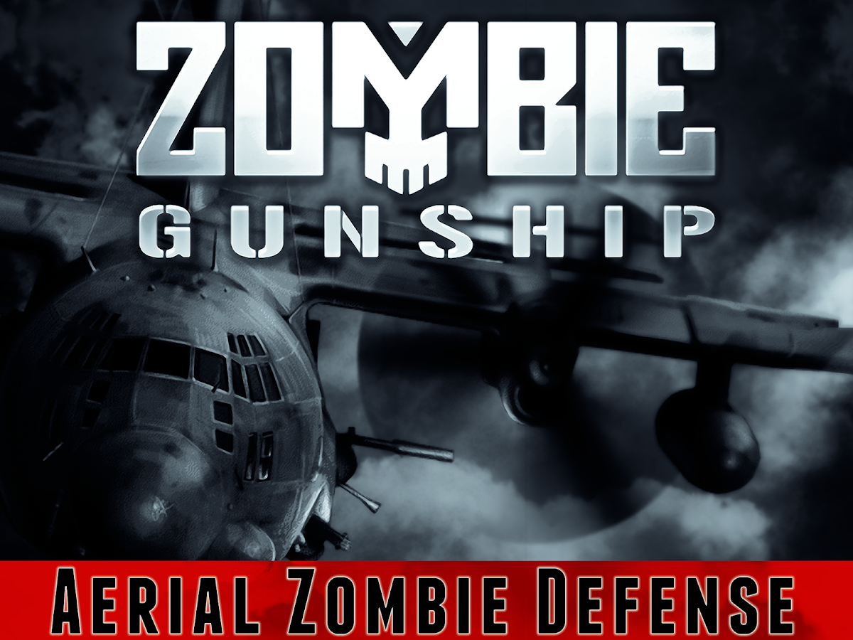 Zombie Gunship Free- screenshot