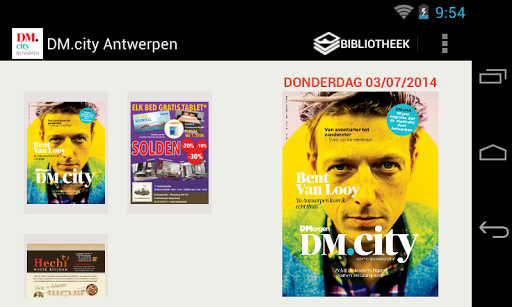 DM.city Antwerpen