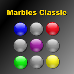 Marbles Classic for PC and MAC