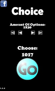 Choice - screenshot thumbnail