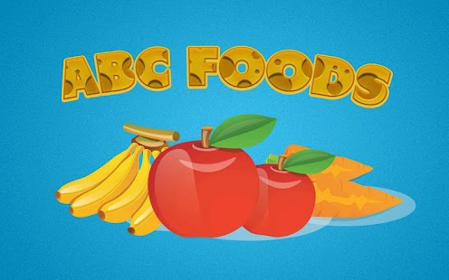 ABC Foods Toddler ABCs - Free!- screenshot thumbnail