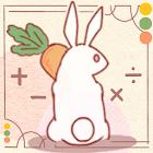 Calculatrice de lapin icon