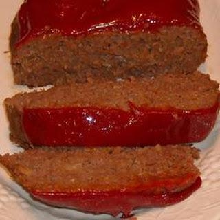 Ann's Sister's Meatloaf