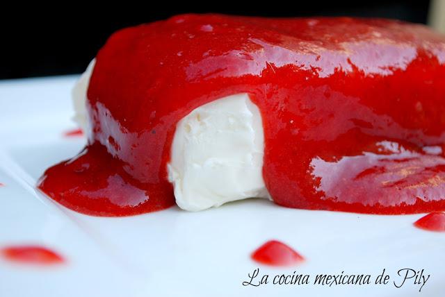 Cream Cheese with Strawberry Chipotle Sauce Recipe