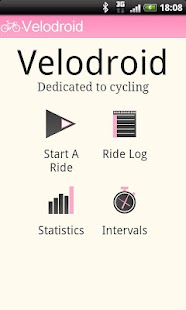 Velodroid Free - screenshot thumbnail