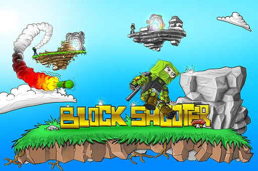Block Shooter-Sky Hunting Game