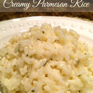 Creamy White Rice Recipes.