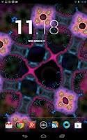 Screenshot of Chaos Nebula GL