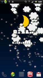 Weather Flow ! Live Wallpaper Screenshot 19
