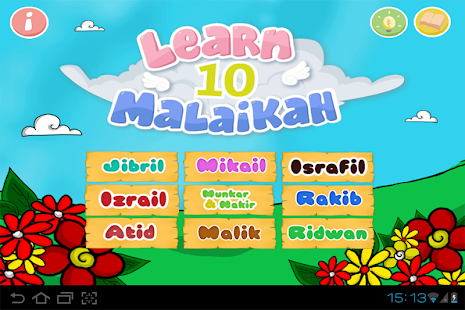Learn 10 Malaikah- screenshot thumbnail