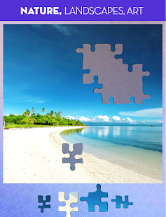 100 PICS Puzzles - FREE Jigsaw Screenshot 13