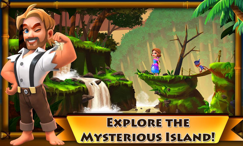 android Shipwrecked: Lost Island Screenshot 0