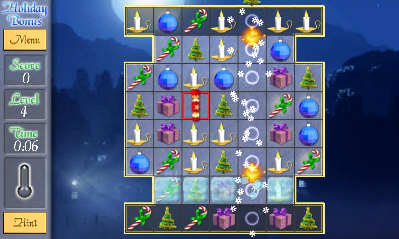 Holiday Bonus- screenshot